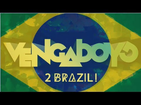 Vengaboys - 2 Brazil'2014 (Artists in Brazil Version)  | Music Video