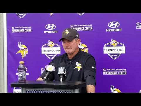 Mike Zimmer on Tony Sparano's death: 'We're going to get through this together'
