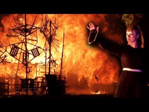 Episches Feuer - Finale Grande Weinfest Radebeul 2013 [HD]