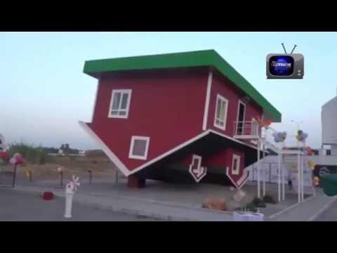 Antalya'daki Ters Ev Ziyaretçi Akınına Uğradı
