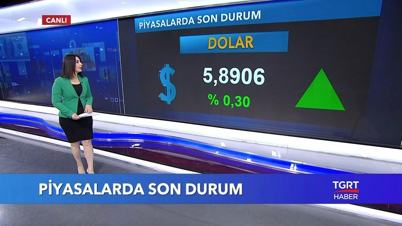 Dolar ve Euro Kuru Bugün Ne Kadar? - Altın Fiyatları - Döviz Kurları - 25 Nisan 2019