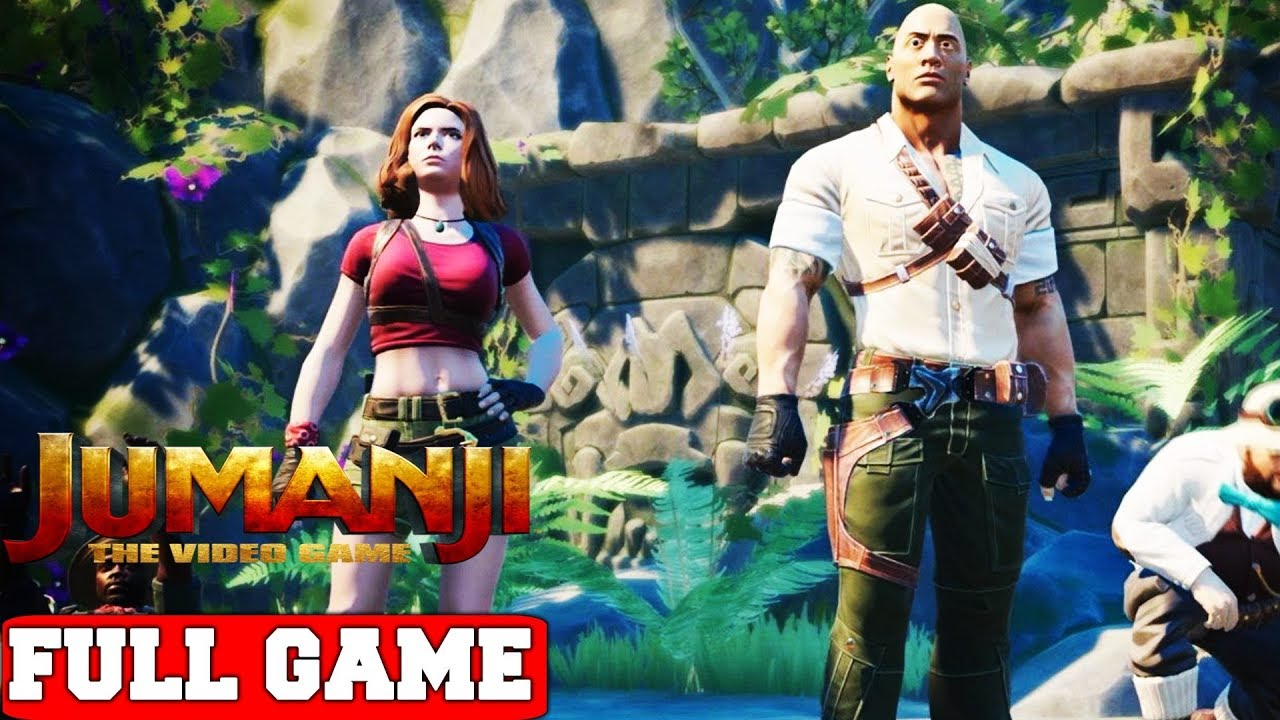 Download JUMANJI The Video Game - Walkthrough Gameplay Full Game - No Commentary (PC)