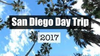 San Diego Day Trip (VLOG)