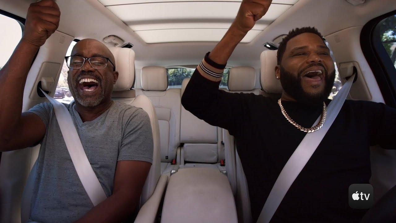 Download Carpool Karaoke: The Series - Darius Rucker & Anthony Anderson - Apple TV app