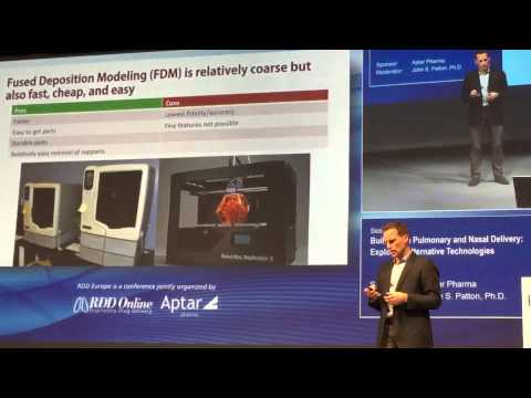 David Maltz RDD Europe 2015 - 3D Printing and Beyond