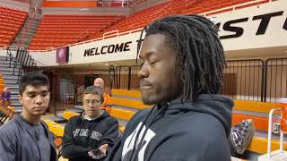 OSU Basketball:  Likekele on Cowboys' performance in the NIT