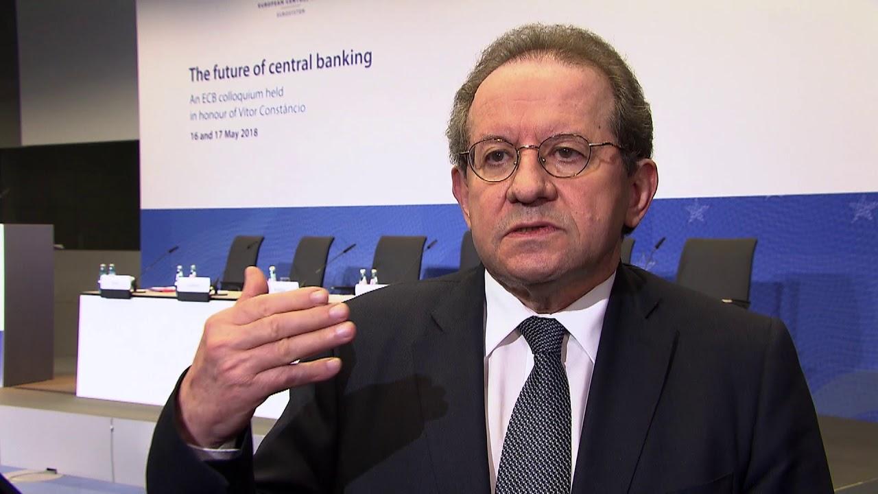 Interview with Vítor Constâncio. ECB Vice-President (2011 – 2018)
