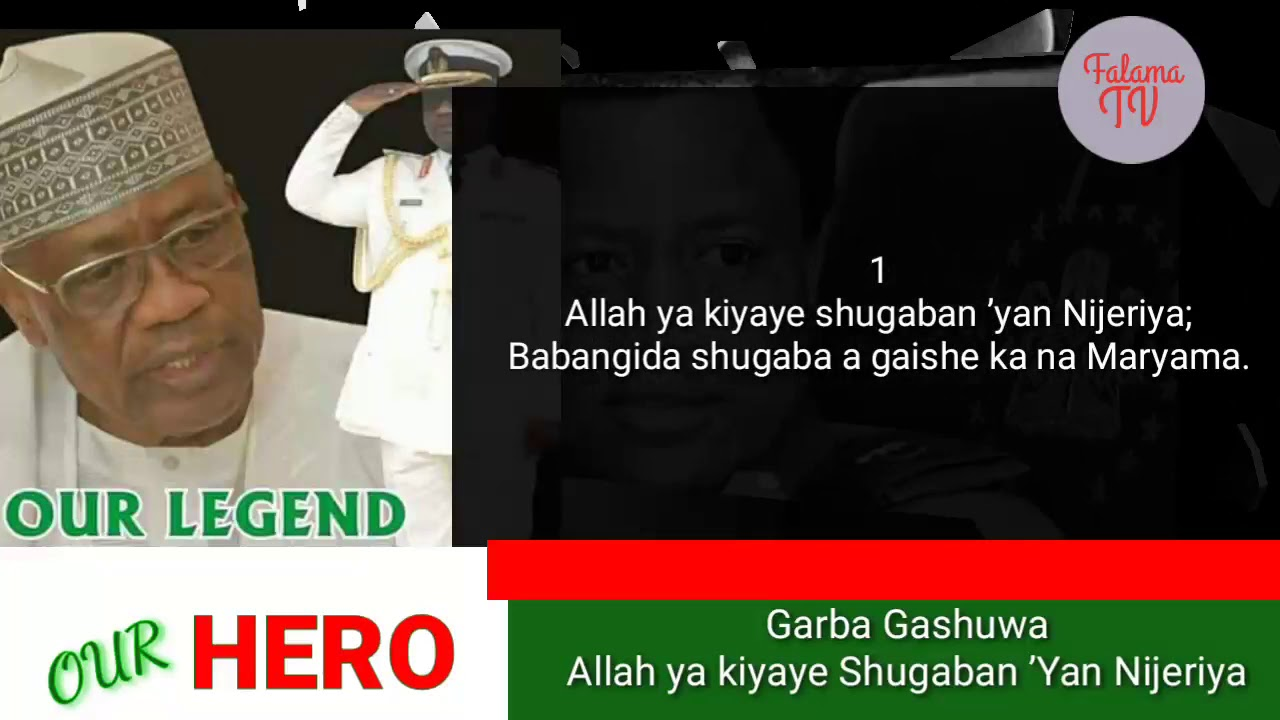 Download Garba Gashuwa: Babangida Shugaba