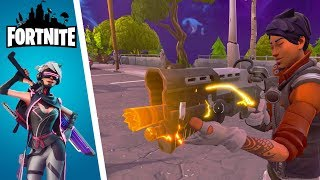 Elemental Weapons! Fortnite Saving the World