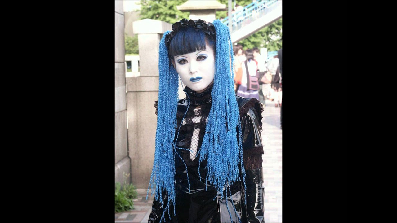 Question asian girl gothic pictures