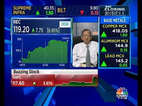 SP Tulsian Shares His Views On REC, PFC | CNBC TV18