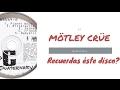 watch he video of Mötley Crüe: nos acordamos de este gran EP Quaternary
