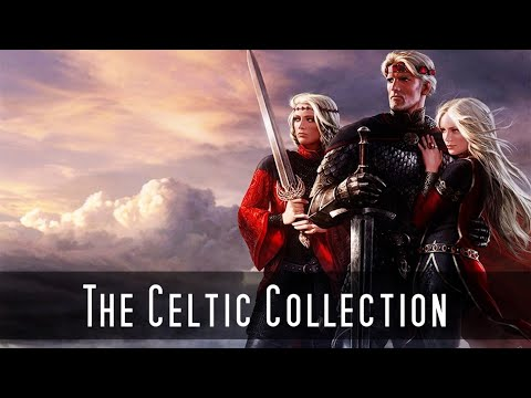 1 Hour Epic Celtic Music Mix | Adrian von Ziegler - The Celtic Collection | SG Music