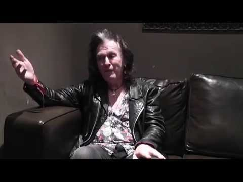 Bernie Torme Video Interview About 'Flowers & Dirt', Gillan, Ozzy And Beyond