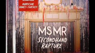 MS MR-Secondhand Rapture