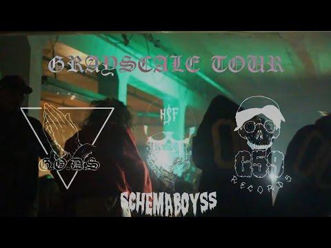 $UICIDEBOY$ // GRAYSCALE (FEAT. JGRXXN X BLACK SMURF X RVMIRXZ) LIVE EDIT