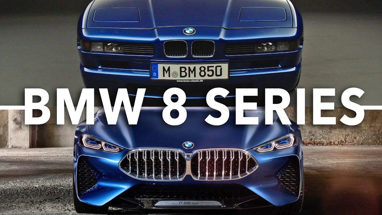 Bmw 8 Series 2019 Vs 1989