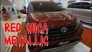 Bedah Fitur Rush Tipe TRD Warna Red Mica Metallic Manual 6 Airbags