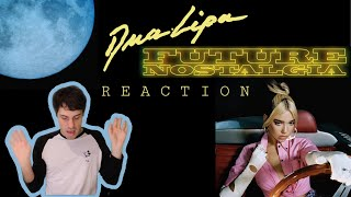 Baixar *DUA LIPA FUTURE NOSTALGIA ALBUM REACTION*