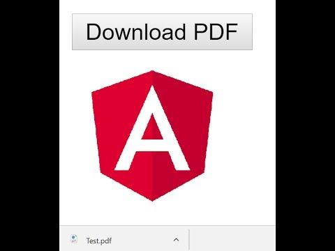 Create Downloadable PDF in Angular App using jsPDF