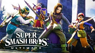 Super Smash Bros. Ultimate - Dragon Quest Reveal Trailer | E3 2019
