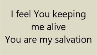 Salvation w/ intro | Skillet | Lyrics