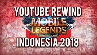 YOUTUBE REWIND INDONESIA 2018 : MOBILE LEGENDS HERO VERSION