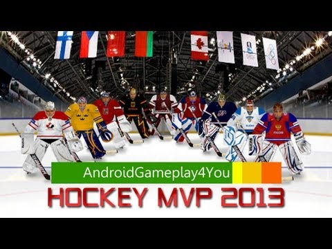 Hockey MVP Android Game Gameplay [Game For Kids]