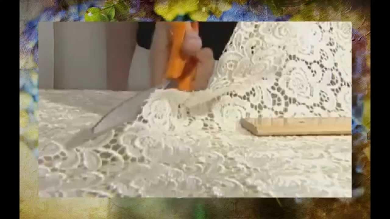 Белое кружевное платье как сшить фото 992