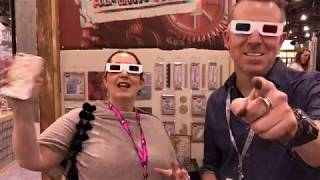 Tim Holtz gives us a tour of the new products and projects. Tim als...