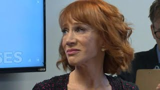 Kathy Griffin Told Anderson Cooper Their Friendship Is Over