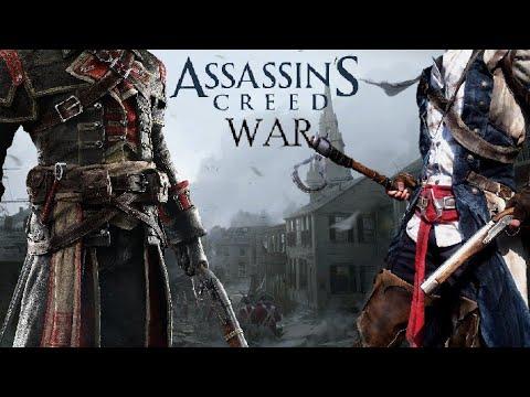 Assassin S Creed War Civil War Trailer Espanol Latino