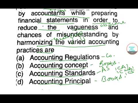 ACCOUNTING STANDARDS MCQ CPT COMPLETE SOLUTION ,LECTURES AND NOTES