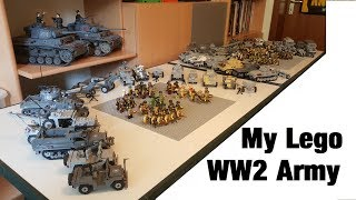 Lego WW2 Army Collection (HUGE)