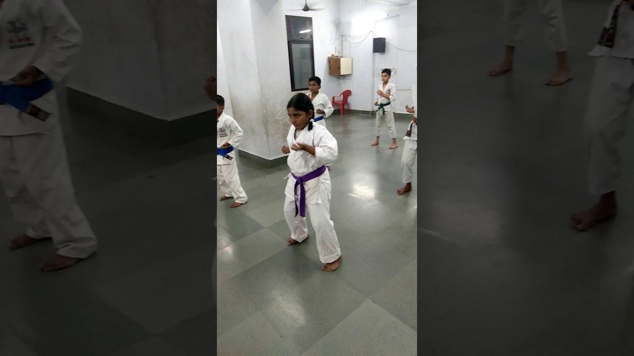 youtube martial arts girl power