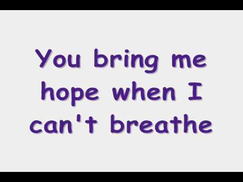 Christina Aguilera - All I Need (Bionic) w/lyrics on screen
