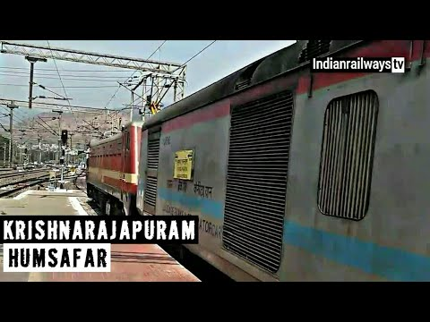 22833/Bhubaneswar - Krishnarajapuram HumSafar Express