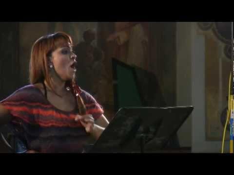 """Danielle de Niese - """"Sich Üben im lieben"""" from Beauty of the Baroque - J. S. Bach"""