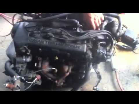 Motor GA16 Nissan sentra 99