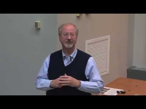 "Steven E. Shreve: ""Lessons Learned from the Financial Crisis"""