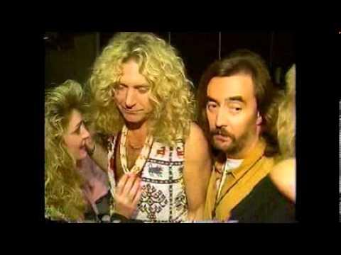 Robert Plant Dallas 1993