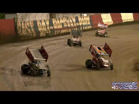 Sprints Feature, East Bay Raceway Park, 11/16/19