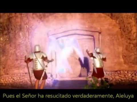 Regina Coeli Cantado en latín y traducido al español