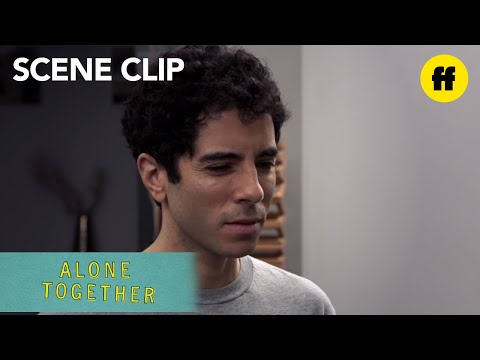 Alone Together | Season 1, Episode 2: Shave Up | Freeform from YouTube · Duration:  1 minutes 47 seconds