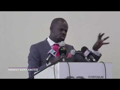 Mr. Ernest Kofi Abotsi - THE EFFECTS OF JUDICIAL DECISIONS ON PUBLIC POLICY DEVELOPMENT IN GHANA