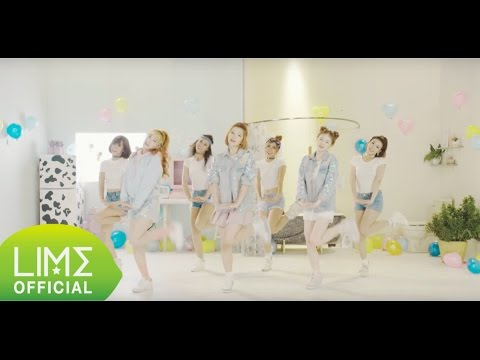 LIME - BABY BOO Official Music Video (Dance Version) 4K