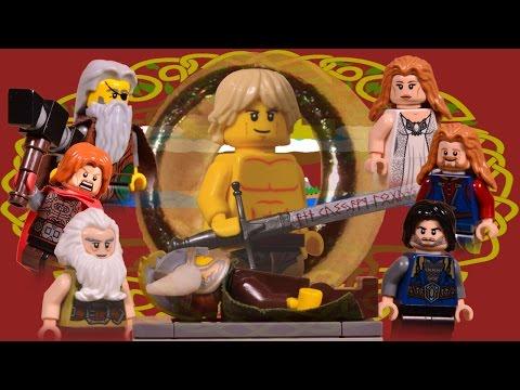 Lego Nibelungen II Siegfried