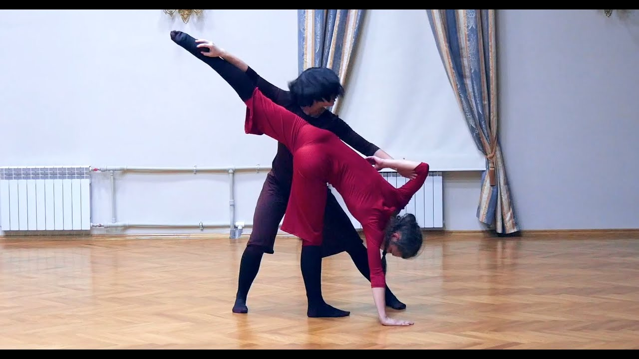 танцы на 1 человека