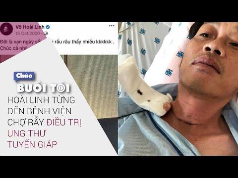 Chào buổi tối 26/5/2021: Hoài Linh từng đến Bệnh viện Chợ Rẫy điều trị ung thư tuyến giáp   VTC Now