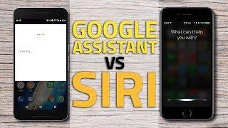 Apple Siri vs Google Assistant: What Works Better?